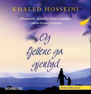 Og fjellene ga gjenlyd (lydbok) av Khaled Hos