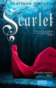 Scarlet (ebok) av Marissa Meyer