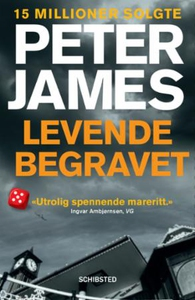 Levende begravet (ebok) av Peter James