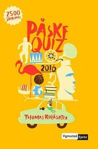 Påskequiz 2016 (ebok) av Thomas Kolåsæter
