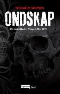 Ondskap (ebok) av Torgrim Sørnes