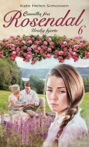 Urolig hjerte (ebok) av Kate Helen Simonsen