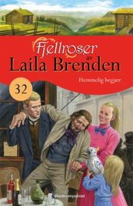 Hemmelig begjær (ebok) av Laila Brenden