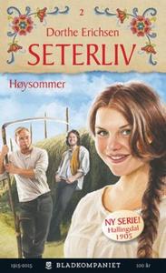 Høysommer (ebok) av Dorthe Erichsen