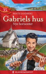 Nye horisonter (ebok) av Bente Sandberg