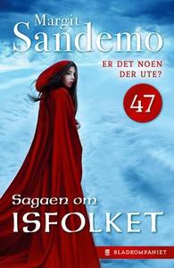 Er det noen der ute? (ebok) av Margit Sandemo