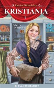 Oda fra Pipervika (ebok) av Katrine Wessel-Aa