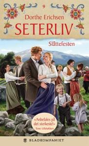 Slåttefesten (ebok) av Dorthe Erichsen