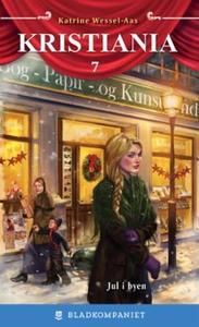 Jul i byen (ebok) av Katrine Wessel-Aas