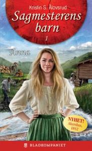 Anna (ebok) av Kristin S. Ålovsrud, Ukjent