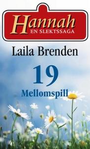 Mellomspill (ebok) av Laila Brenden