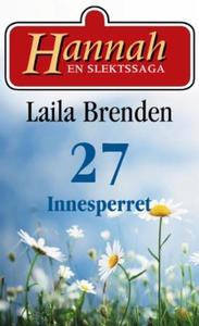 Innesperret (ebok) av Laila Brenden