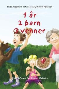 1 år, 2 barn, 3 venner (lydbok) av Linda Ande