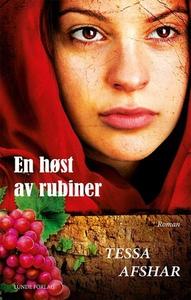 En høst av rubiner (lydbok) av Tessa Afshar