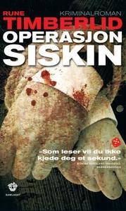 Operasjon Siskin (ebok) av Rune Timberlid