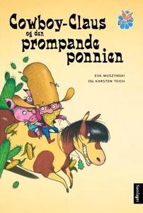 Cowboy-Claus og den prompande ponnien (intera