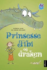 Prinsesse Fibi og draken (interaktiv bok) av