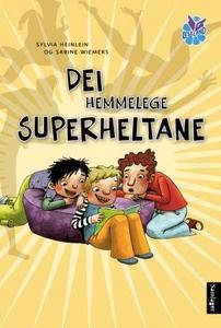 Dei hemmelege superheltane (interaktiv bok) a