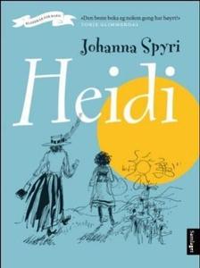 Heidi (ebok) av Johanna Spyri