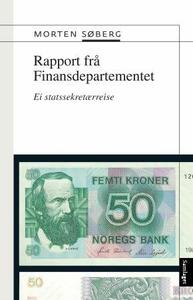 Rapport frå Finansdepartementet (ebok) av Mor