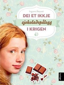 Dei et ikkje sjokoladepålegg i krigen (ebok)