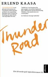Thunder road (ebok) av Erlend Kaasa