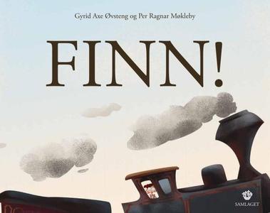 Finn! (interaktiv bok) av Gyrid Axe Øvsteng