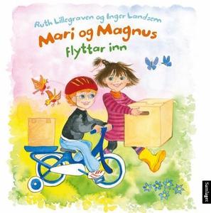 Mari og Magnus flyttar inn (interaktiv bok) a