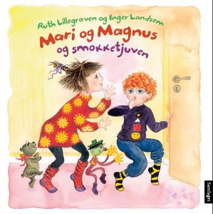 Mari og Magnus og smokketjuven (interaktiv bo