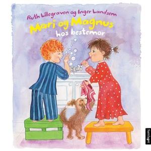 Mari og Magnus hos bestemor (interaktiv bok)