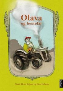 Olava og bestefar (interaktiv bok) av Marit H