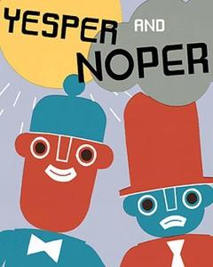 Yesper and Noper (interaktiv bok) av Kari Sta