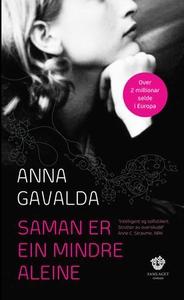 Saman er ein mindre aleine (ebok) av Anna Gav