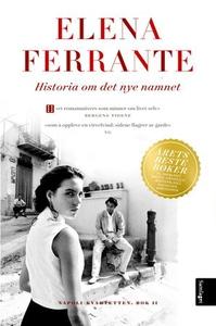 Historia om det nye namnet (ebok) av Elena Fe