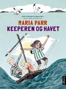 Keeperen og havet (ebok) av Maria Parr