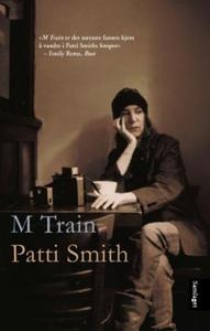 M train (ebok) av Patti Smith