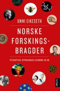 Norske forskingsbragder (ebok) av Unni Eikese