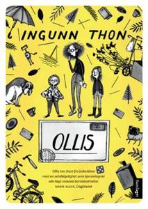 Ollis (ebok) av Ingunn Thon