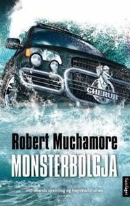 Monsterbølgja (ebok) av Robert Muchamore