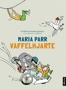 Vaffelhjarte (lydbok) av Maria Parr