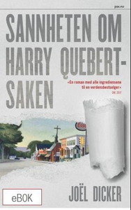 Sannheten om Harry Quebert-saken (ebok) av Jo