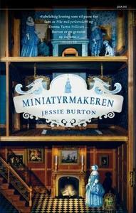 Miniatyrmakeren (ebok) av Jessie Burton