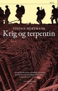 Krig og terpentin (ebok) av Stefan Hertmans,