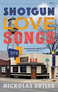 Shotgun lovesongs (ebok) av Nickolas Butler