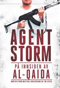 Agent Storm (ebok) av Morten Storm, Paul Crui