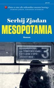 Mesopotamia (ebok) av Serhij Zjadan