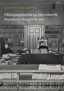 Okkupasjonstidens Høyesterett (ebok) av Hans