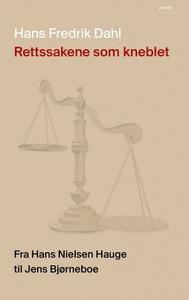 Rettssakene som kneblet (ebok) av Hans Fredri