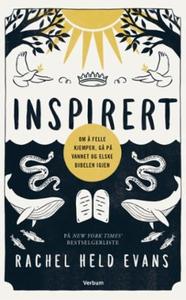 Inspirert (ebok) av Rachel Held Evans