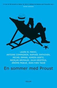 En sommer med Proust (ebok) av Laura El Makki